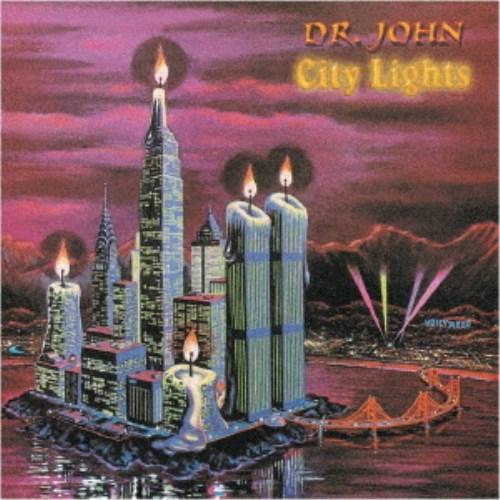ドクター ジョン 日本産 激安超特価 シティ CD 初回限定 ライツ