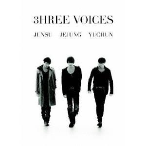 バースデー 記念日 ギフト 贈物 お勧め 通販 注目ブランド JUNSU ジュンス 3HREE VOICES DVD