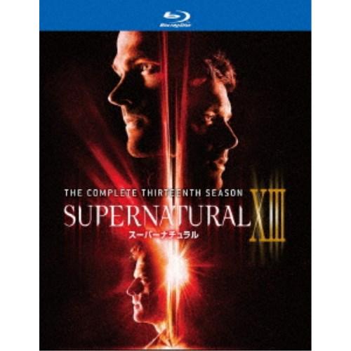 SUPERNATURAL XIII スーパーナチュラル <サーティーン・シーズン> コンプリート・ボックス 【Blu-ray】