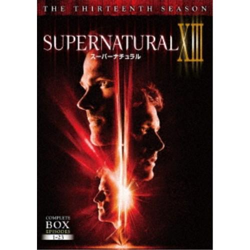 【送料無料】SUPERNATURAL XIII スーパーナチュラル <サーティーン・シーズン> コンプリート・ボックス 【DVD】