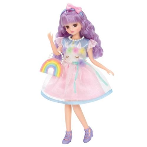 超歓迎された リカちゃん LD-15 購買 ゆめかわユニコーンおもちゃ こども 人形遊び 女の子 子供