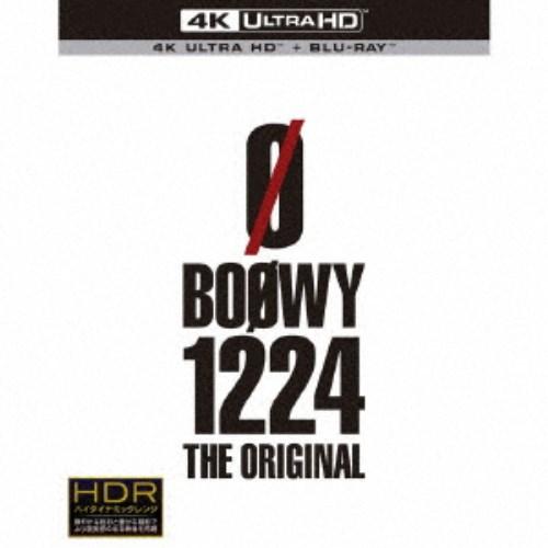 【送料無料】BOOWY/1224 THE ORIGINAL UltraHD (初回限定) 【Blu-ray】