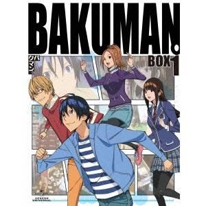 【送料無料】バクマン。2ndシリーズ DVD-BOX1 【DVD】