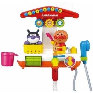宅送 アンパンマン 遊びいっぱい おふろでアンパンマン おもちゃ こども 勉強 知育 3歳 子供 無料サンプルOK
