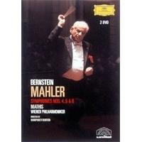 マーラー:交響曲第4番 ト長調/マーラー:交響曲 第4番 ト短調 【DVD】