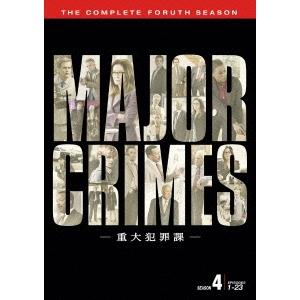【送料無料】MAJOR CRIMES ~重大犯罪課~ <フォース・シーズン> コンプリート・ボックス 【DVD】