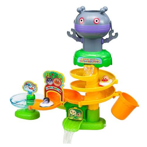 買取 アンパンマン 感謝価格 アンパンマンとだだんだん ジャバジャバおふろスライダー おもちゃ こども 3歳 勉強 知育 子供