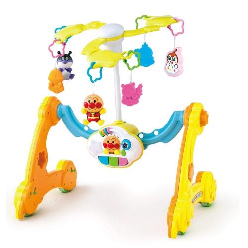 アンパンマン 8WAY ウォーカーまでへんしん よくばりメリー おもちゃ こども 知育 即日出荷 勉強 限定タイムセール 子供 0歳 ベビー
