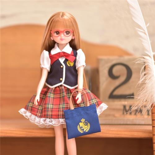 リカちゃん LW-08 かわいいせいふく おもちゃ こども ●日本正規品● 再再販 女の子 子供 3歳 洋服 人形遊び