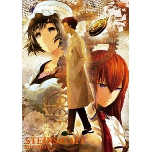 STEINS;GATE DVD-BOX 【DVD】