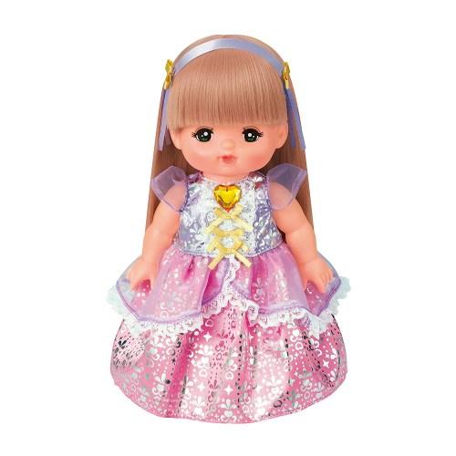 メルちゃん きせかえセット ハートのキラキラドレスおもちゃ こども 子供 洋服 出荷 3歳 安全 女の子 人形遊び