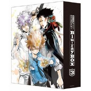 【送料無料】家庭教師ヒットマンREBORN! Blu-ray BOX 3 【Blu-ray】
