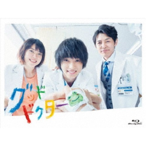【送料無料】グッド・ドクター Blu-ray BOX 【Blu-ray】