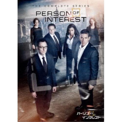 【送料無料】パーソン・オブ・インタレスト <シーズン1-5> DVD全巻セット 【DVD】