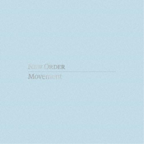 ニュー・オーダー/ムーヴメント(ディフィニティヴ・エディション)《完全生産限定盤》 (初回限定) 【CD+DVD】