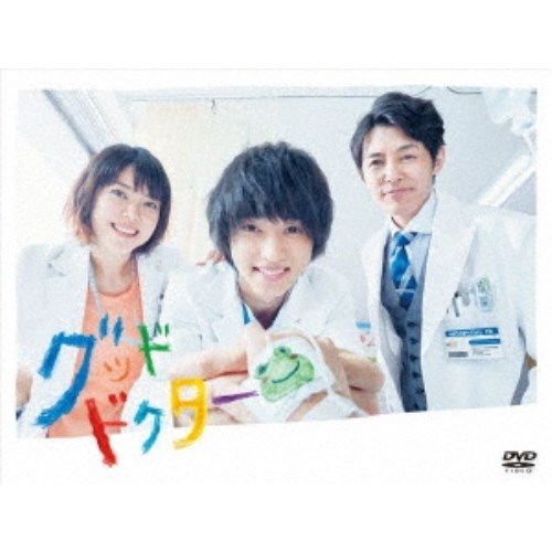 【送料無料】グッド・ドクター DVD-BOX 【DVD】