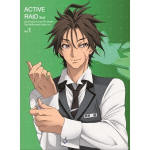 アクティヴレイド 機動強襲室第八係 2nd ディレクターズカット版 Vol.1 【DVD】