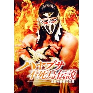 ハヤブサ不死鳥伝説 全日本参戦の足跡 【DVD】