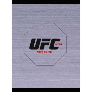 【送料無料】UFC JAPAN 2012.02.26 【DVD】