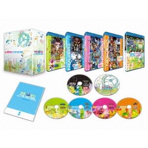 デジモン THE MOVIES Blu-ray 1999-2006(初回限定) 【Blu-ray】