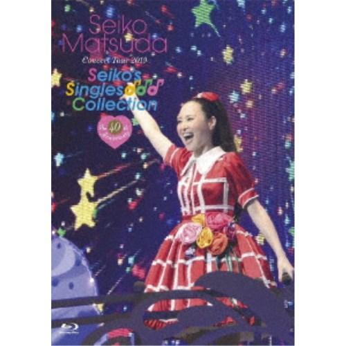 松田聖子/Pre 40th Anniversary Seiko Matsuda Concert Tour 2019 Seiko's Singles Collection (初回限定) 【Blu-ray】
