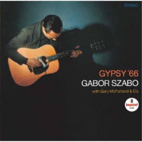 即出荷 CD-OFFSALE ガボール ザボ ジプシー'66 初回限定 CD 返品交換不可