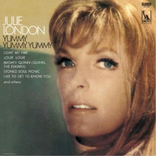 ジュリー ロンドン ヤミー 市販 初回限定 CD 卓越