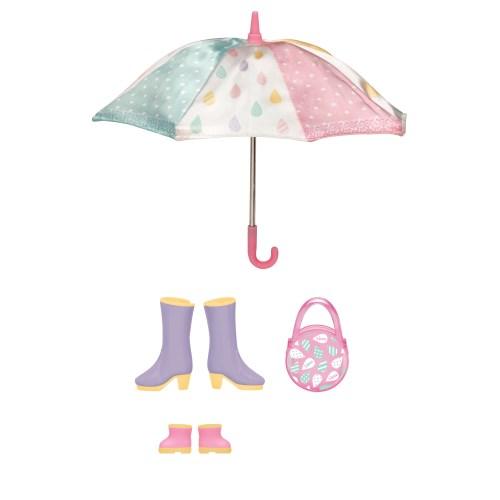 リカちゃん LG-03 たのしいあめのひセットおもちゃ こども 子供 スーパーSALE セール期間限定 セール価格 女の子 洋服 3歳 人形遊び