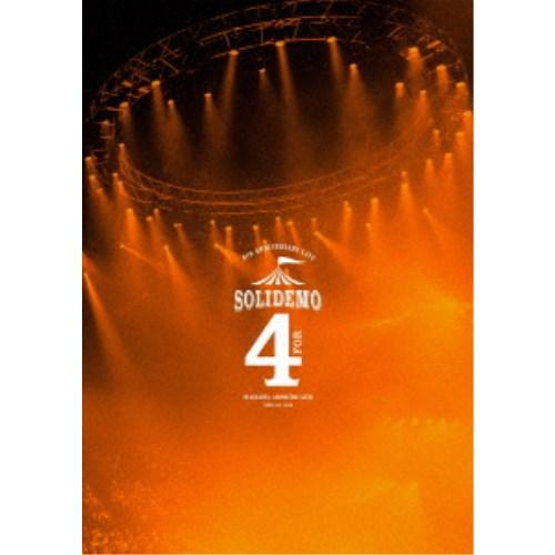 SOLIDEMO/SOLIDEMO 4th Anniversary Live for (初回限定) 【Blu-ray】