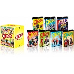 【送料無料】glee グリー コンプリートブルーレイBOX 【Blu-ray】