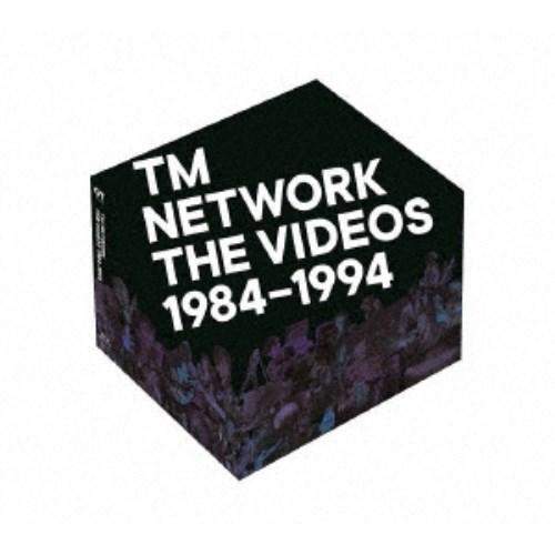 TM NETWORK/TM NETWORK THE VIDEOS 1984-1994《完全生産限定版》 (初回限定) 【Blu-ray】