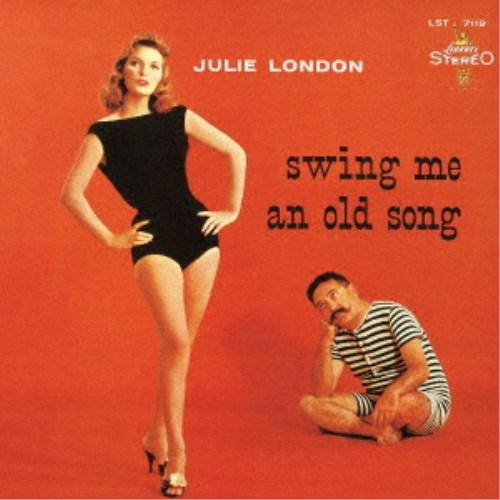 人気 ジュリー ロンドン スイング ミー アン 初回限定 ソング 期間限定 CD オールド