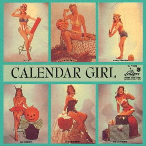 ジュリー ロンドン カレンダー ガール 最新号掲載アイテム CD 初回限定 マーケット