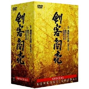 【送料無料】剣客商売 スペシャル BOX 【DVD】