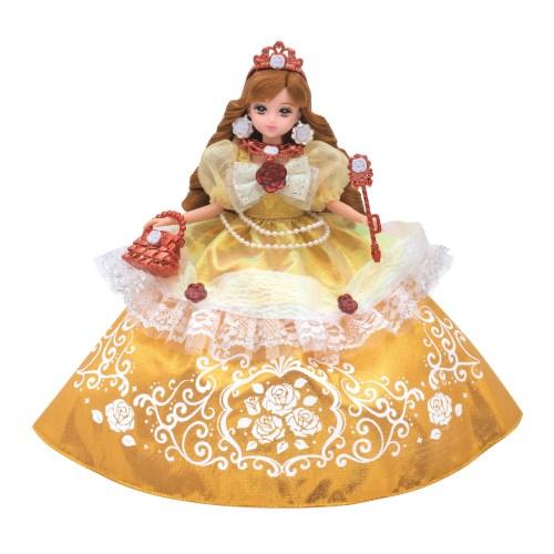 お金を節約 リカちゃん ゆめみるお姫さま エレガントローズドレスおもちゃ こども 子供 3歳 女の子 爆安プライス 人形遊び 洋服