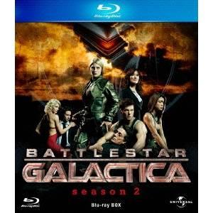 【送料無料】GALACTICA/ギャラクティカ シーズン 2 ブルーレイBOX 【Blu-ray】