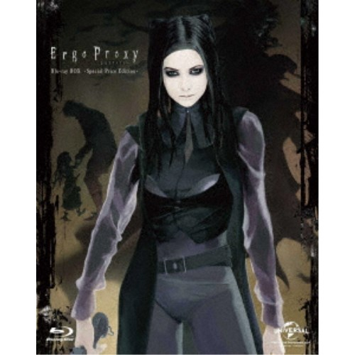 Ergo Proxy Blu-ray BOX <スペシャルプライス版> 【Blu-ray】