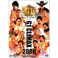 G1 CLIMAX 2008 DVD-BOX 【DVD】