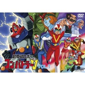 TVシリーズ 超電磁ロボ コン・バトラーV VOL.1 【DVD】
