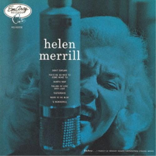 公式サイト CD-OFFSALE ヘレン メリル ウィズ 初回限定 クリフォード 直営限定アウトレット ブラウン CD