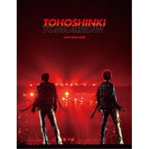 東方神起/東方神起 LIVE TOUR 2018 ~TOMORROW~ (初回限定) 【DVD】