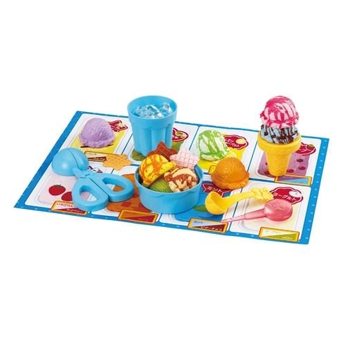 かえちゃOh まほうのアイスクリーム おもちゃ こども 子供 スーパーセール ままごと ごっこ 3歳 女の子 メーカー直送