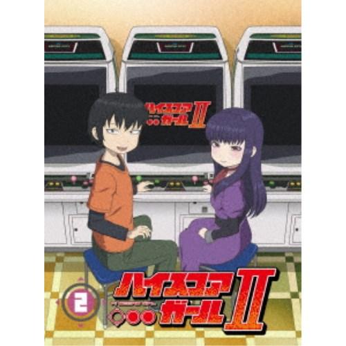 ハイスコアガールII STAGE2 (初回限定) 【Blu-ray】