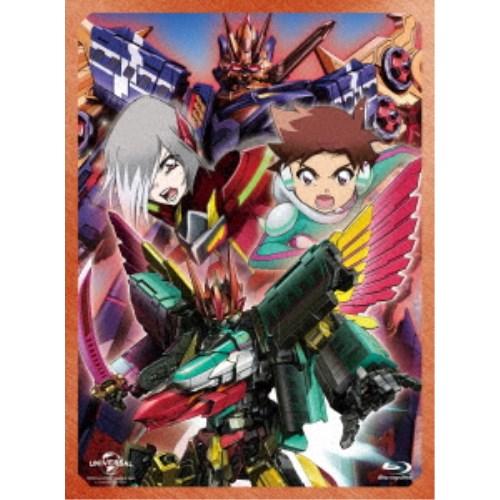 新幹線変形ロボ シンカリオン Blu-ray BOX4 【Blu-ray】