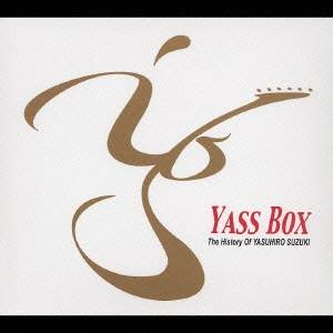 【送料無料】鈴木康博/YASS BOX The History Of YASUHIRO SUZUKI 【CD+DVD】