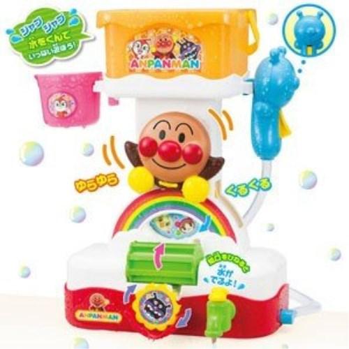 舗 アンパンマン バケツでくるくるおふろシャワー おもちゃ こども 知育 勉強 3歳 マーケティング 子供