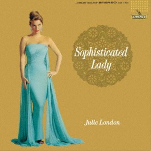 初回限定 ジュリー ロンドン 供え ソフィスティケイテッド CD 初回限定 レディ