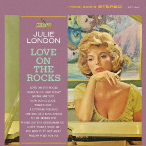 ジュリー ロンドン 日本正規代理店品 ラヴ オン ロックス ザ 初回限定 早割クーポン CD