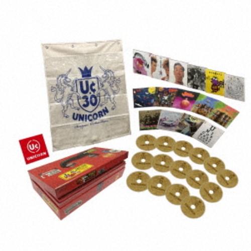 【送料無料】ユニコーン/UC30 若返る勤労《完全生産限定盤》 (初回限定) 【CD】