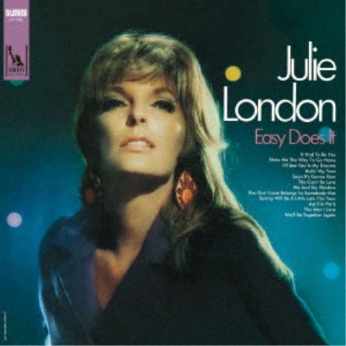 ジュリー 新品 ロンドン イージー ダズ CD 初回限定 イット 付与